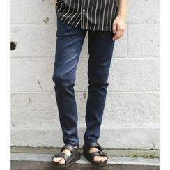 ABOKI - Slim-Fit Pants