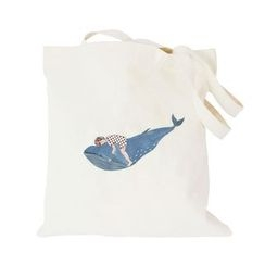 Aoba - Printed Shopper Bag