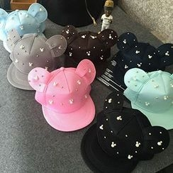 Hats 'n' Tales - Embellished Mouse Ear Baseball Cap