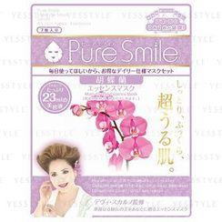 Sun Smile - Pure Smile Essence Mask (Dewi Sukarno) (Moth Orchid)