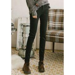 GOROKE - Plain Skinny Jeans