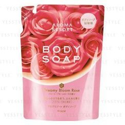 Kracie - Aroma Resort Body Soap (Dreamy Bloom Rose) (Refill)