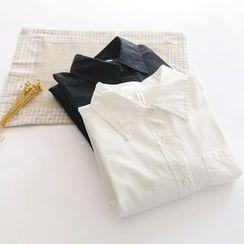 布丁坊 - 長袖襯衫