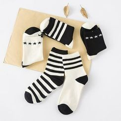 NANA Stockings - Patterned Socks