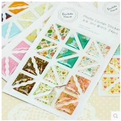 MissYou - Pattern Photo Corner Sticker