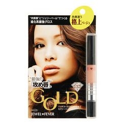BCL - MakeMania Jewel Fever Lip Gloss (#603 Beige)