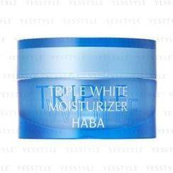 HABA - Triple White Moisturizer
