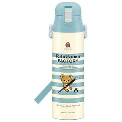 Skater - Rilakkuma Stainless Water Bottle 1.0L