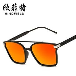 Koon - Metal Square Sunglasses