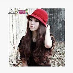 Aura Wigs - 長鬈假髮