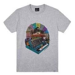 the shirts - Orangutan Print T-Shirt