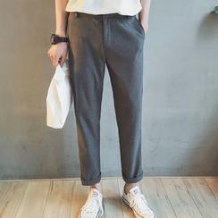子俊 - 纯色休闲裤