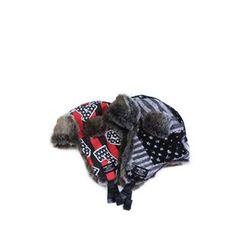 Ohkkage - Fleece-Lined Biker Hat