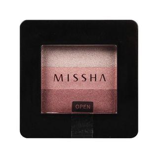 Missha - Triple Shadow (#06 Marsala Red)