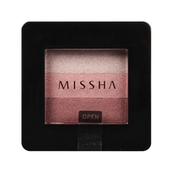 Missha - Triple Shadow (#06 Marsala Red)