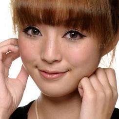 GEO - 彩色隐形眼镜 CM-902 (三彩金啡)
