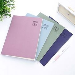 Show Home - Lined Notebook
