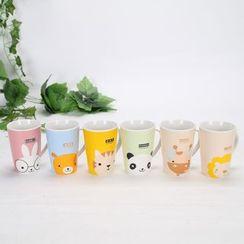 ALITE - Animal-Print Mug