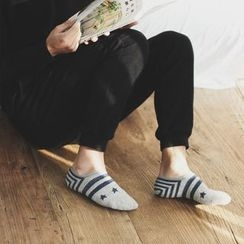 Socka - No-Show Printed Socks