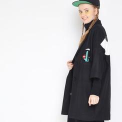 MUKOKO - Print Knit Jacket