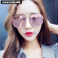 UnaHome Glasses - Cutout Frame Sunglasses