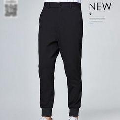 Antszone - Slim-Fit Pants