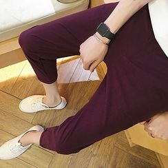 Gurun Vani - Linen Cotton Tapered Pants