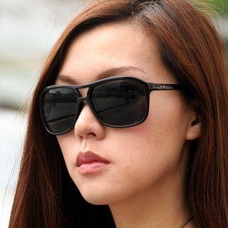 59 Seconds - Studded Temple Sunglasses
