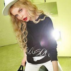 ELF SACK - Applique Pullover