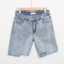 Mr. Cai - Denim Shorts