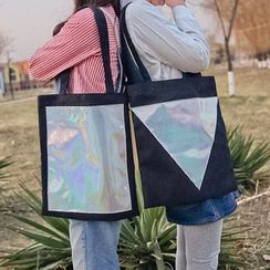 Youme - Hologram Tote Bag