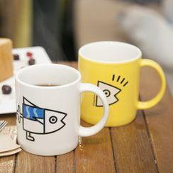 BABOSARANG - 'Ggodungo' Series Mug