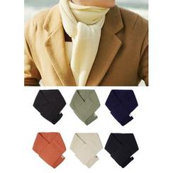 JOGUNSHOP - Wool Blend Knit Scarf