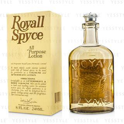 Royall Fragrances - Royall Spyce All Purpose Lotion Splash