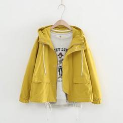 MODUO - Hooded Zip Jacket