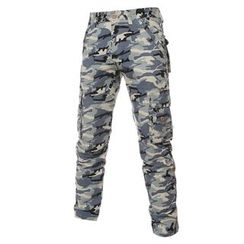 Hansel - Camouflage Cargo Pants