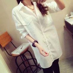 Rocho - Plain Shirt