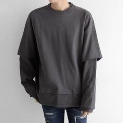 Seoul Homme - Layered T-Shirt