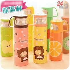 Momoi - Cartoon Print Tumbler