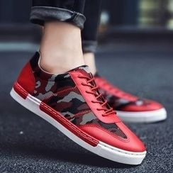Araeo - 迷彩休閒鞋