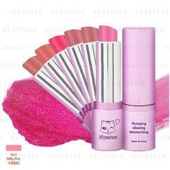 Heynature - Reshaping Essence Lipstick (#5 Milky Pink)