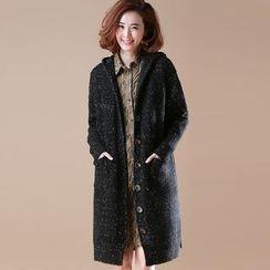 SUMU - 長款針織外套