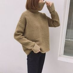 Karnel - Turtleneck Sweater