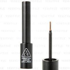 3 CONCEPT EYES - Liquid Eyeliner (Brown)