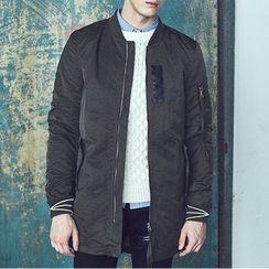 2RZ - Padded Zip Coat