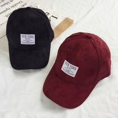 Pompabee - 印字貼布繡棒球帽