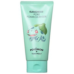 魔法森林家园 - Pokemon Isanghessi Pore Foam Cleanser 150ml
