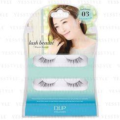 D-up - Eyelashes Lash Beaute (03)