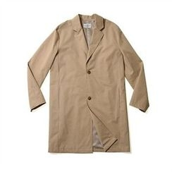 THE COVER - Notch-Lapel Single Button Jacket