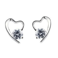 Glamagem - Eternal Heart Earrings